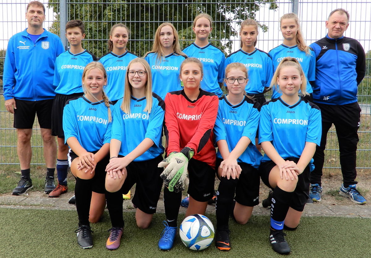 SC Borchen B-Juniorinnen