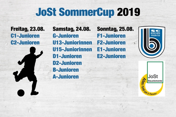 JoSt SommerCup 2019
